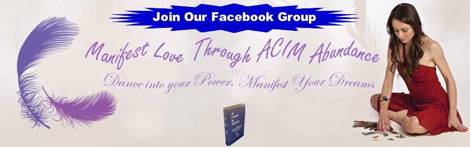 Join ACIM on Facebook