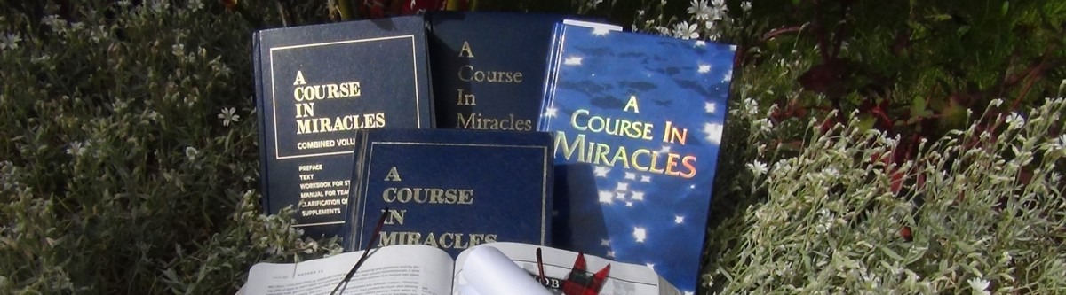 A Course In Miracles House